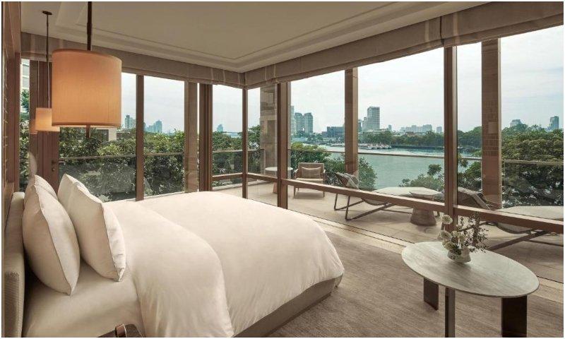 Capella Suite King Capella Bangkok