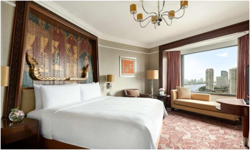 Executive River View Suite King at Shangri-La Bangkok