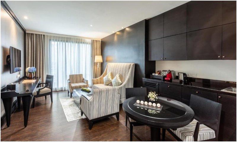 Executive suite Mövenpick Hotel