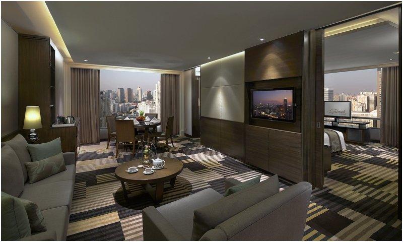 Executive suite The Landmark Bangkok