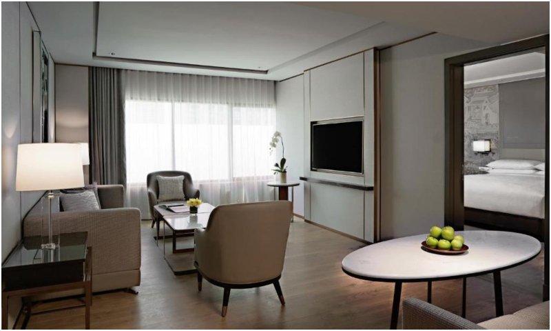 Family Suite JW Marriott Hotel Bangkok