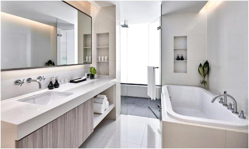 Fraser Suites Sukhumvit Bathroom