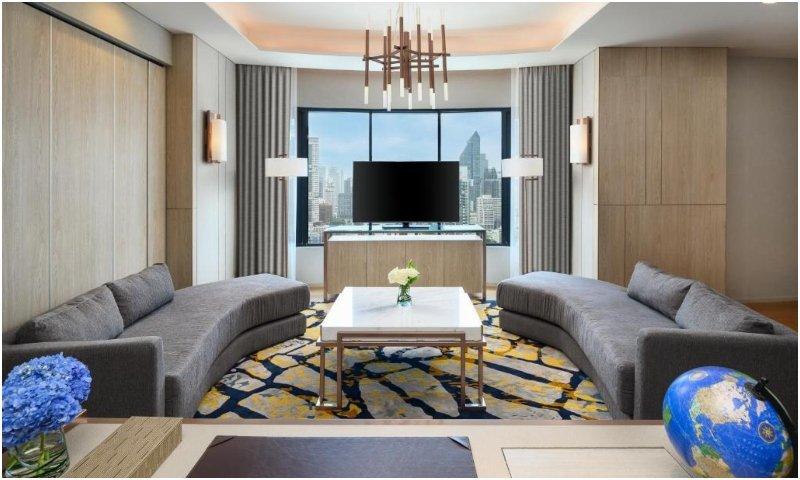 Nikko Grand Suite at Hotel Nikko Bangkok