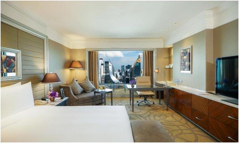 Grande Deluxe King Room InterContinental Bangkok