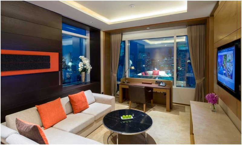 Junior suite Eastin Grand Hotel Sathorn
