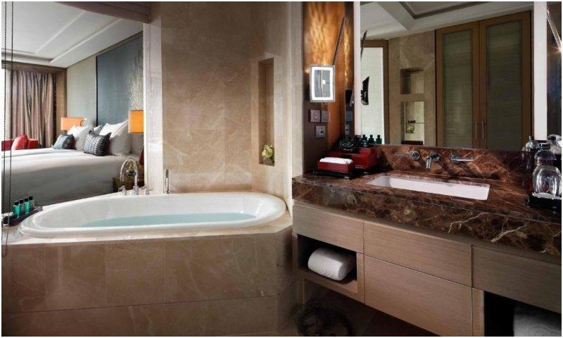Luxury king room Sofitel Bangkok Sukhumvit