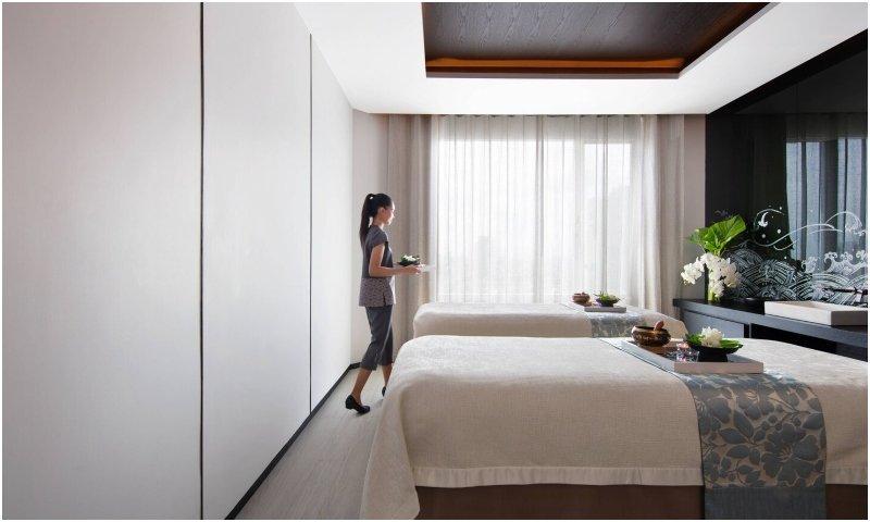 Massage at Bangkok Marriott Hotel The Surawongse
