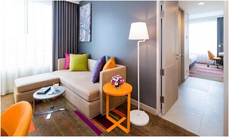 Mercure Bangkok Siam Queen Executive Suite
