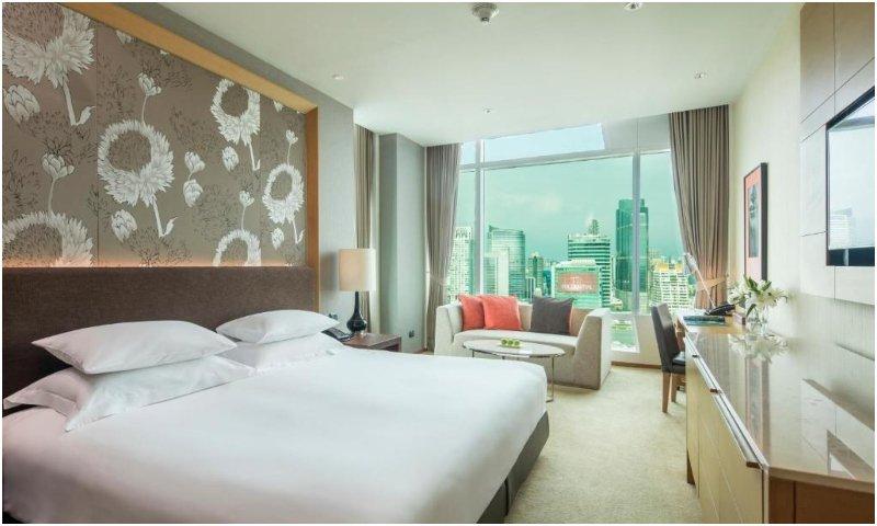Premium deluxe Eastin Grand Hotel Sathorn