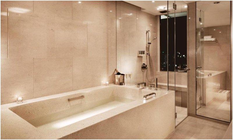 Prestige suite bath Okura Prestige Bangkok