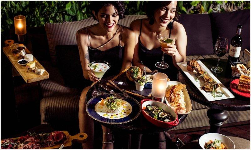 Scarlett Wine Bar & Restaurant