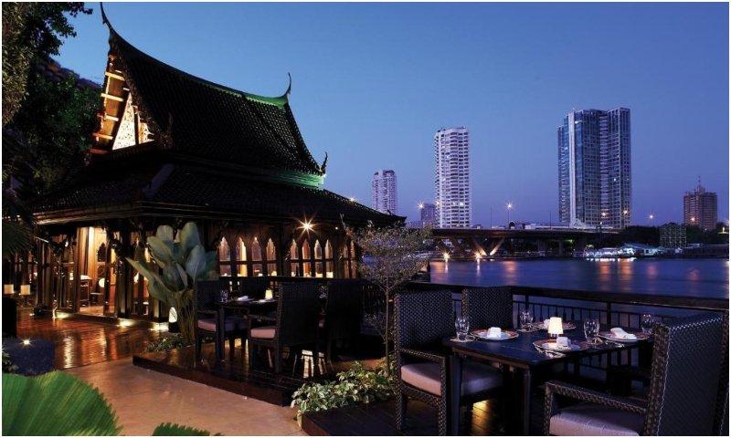 Shangri-La Bangkok NEXT2 Cafe