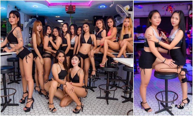 hot thai girls at Nightwish Bar