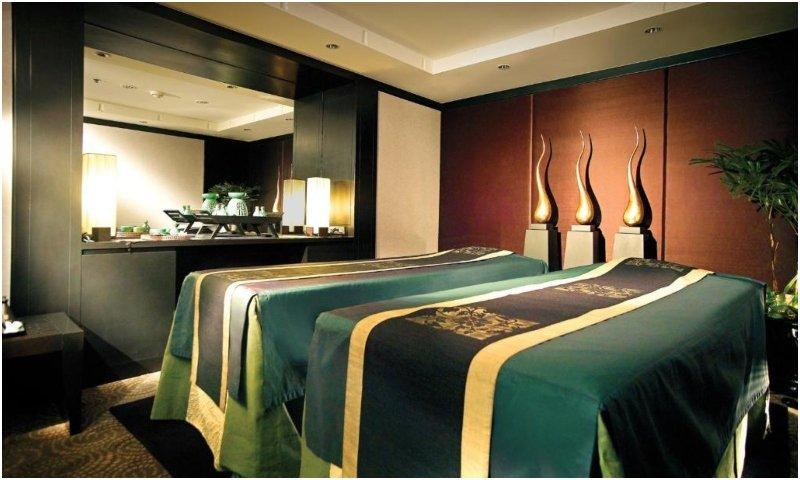 Spa Sanctuary Suite Banyan Tree