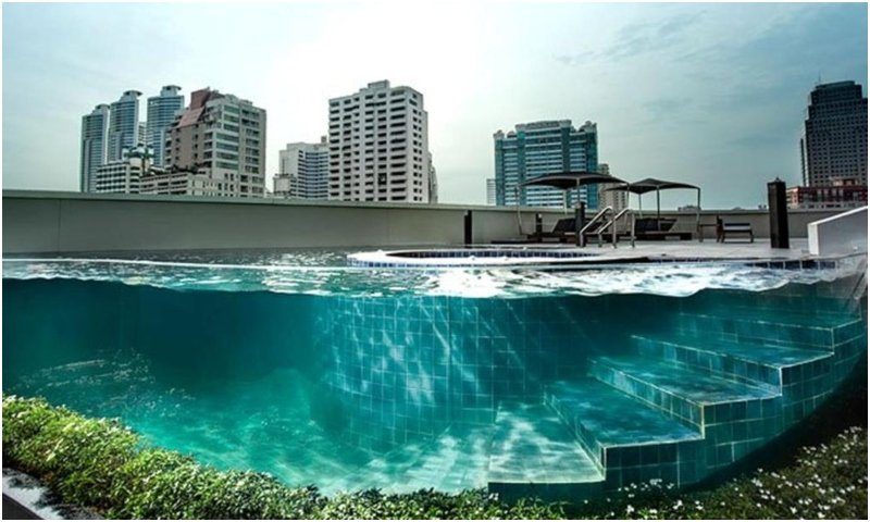 Swimming pool S31 Sukhumvit Hotel