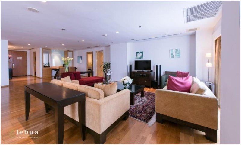 Three-Bedroom Executive Suite