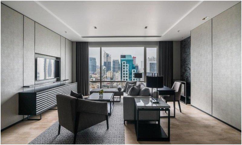 Three-Bedroom Suite at Bangkok Marriott Hotel the Surawongse