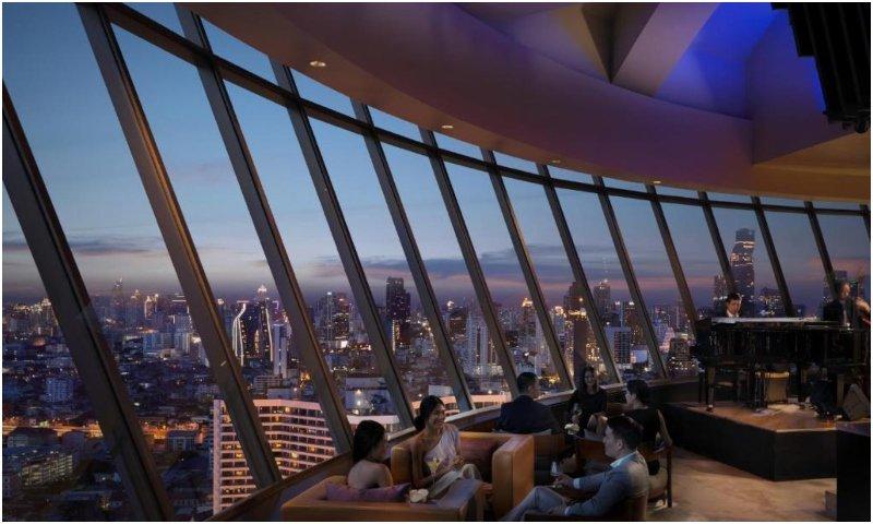 ThreeSixty Rooftop Bar