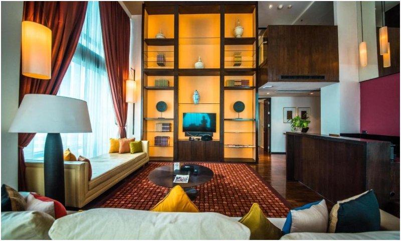 VIE Grand Duplex Suite
