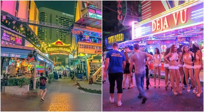 bangkok redlight districts