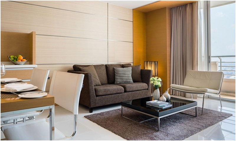 lounge JC Kevin Sathorn Bangkok Hotel