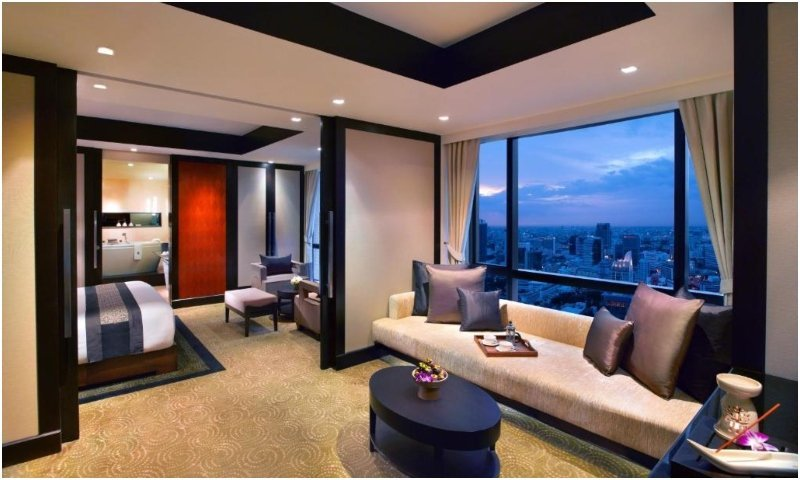 One bedroom suite at Banyan Tree