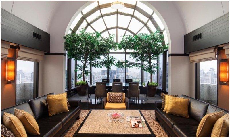 Presidential suite at Banyan Tree