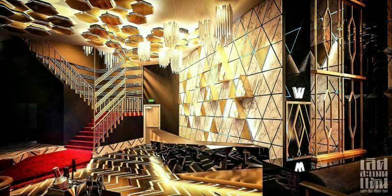 VIP room at Krystal Exclusive Club in Thonglor 25